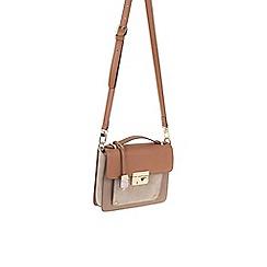 Parfois - Beige 'Secret Woman' cross bag