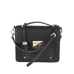 Parfois - Black 'Secret Woman' cross bag