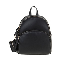 Parfois - Black 'Secret Woman' backpack