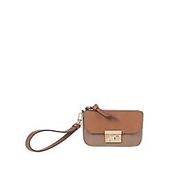 Parfois - Taupe 'Secret Woman' wallet