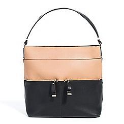 Parfois - Beige olivia handbag