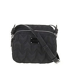 Parfois - Black 'Nylon Warm' cross bag