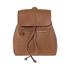 Parfois - Camel 'Mallorca' backpack