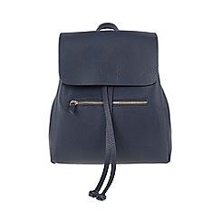 Parfois - Navy 'Mallorca' backpack