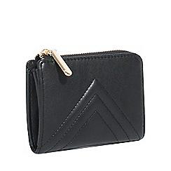 Parfois - Black bodyguard document wallet