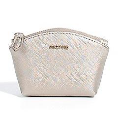 Parfois - Silver basic blend purse