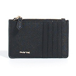 Parfois - Black basic blend document wallet