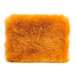 Parfois - Orange furias party clutch