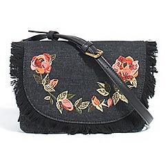 Parfois - Black bang cross bag
