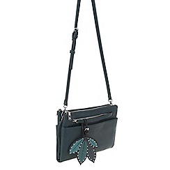 Parfois - Dark Green cross bag