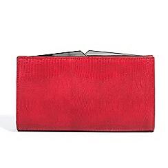 Parfois - Red everest clutch