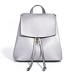 Parfois - Silver abbey backpack
