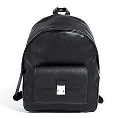 Parfois - Black special camel backpack