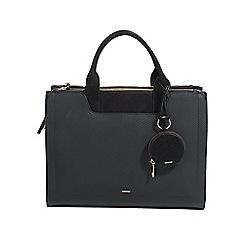 Parfois - Black bugs saf briefcase