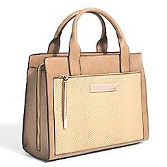 Parfois - Camel spring briefcase