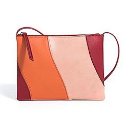 Parfois - Red santini cross bag