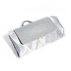 Parfois - Silver anita backpack