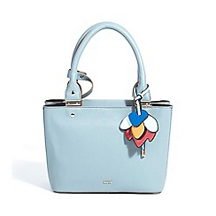 Parfois - Blue birds garden shopper bag
