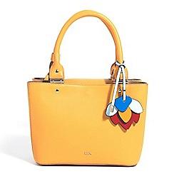 Parfois - Mustard birds garden shopper