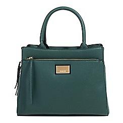 Parfois - Green glam tote bag