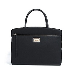 Parfois - Black birds garden briefcase