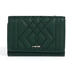 Parfois - Green fantasy green wallet