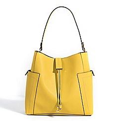 Parfois - Yellow prince handbag