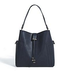Parfois - Navy prince handbag