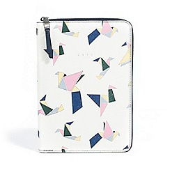 Parfois - Multicoloured tangran notebook