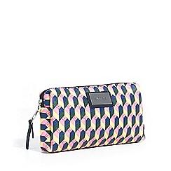 Parfois - Multicoloured tangran cosmetic case