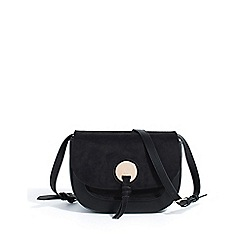 Parfois - Suede cross bag