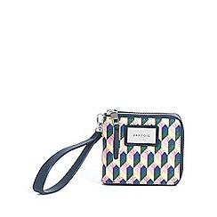 Parfois - Multicoloured tangran wallet