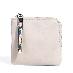 Parfois - Taupe tangran purse