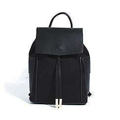 Parfois - Suede backpack