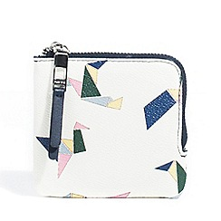 Parfois - Multicoloured tangran wallet