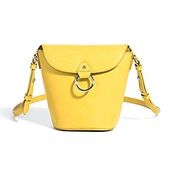 Parfois - Lime dune cross bag