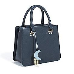 Parfois - Navy yasmine shopper bag