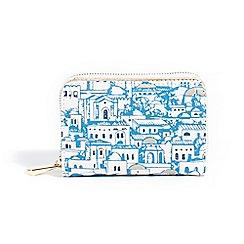 Parfois - Blue yasmine wallet