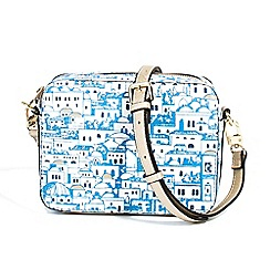 Parfois - Navy yasmine cross bag - Online exclusive