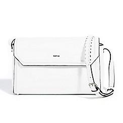 Parfois - White plain cross bodybag