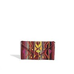 Parfois - Multicoloured teca cross bag