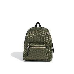 Parfois - Khaki Circus backpack