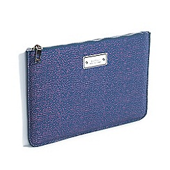 Parfois - Purple ipad case nylon wallet