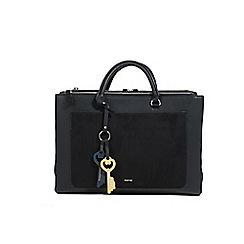 Parfois - Black massa briefcase