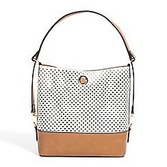Parfois - Basic sac ecru handbag