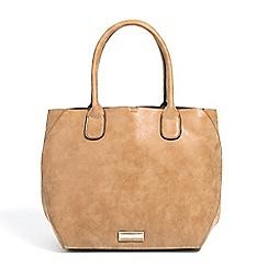 Parfois - Camel shopper bag
