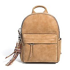 Parfois - Brown botanic jacky backpack