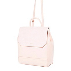 Parfois - Light pink minimal backpack