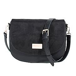 Parfois - Black minimal cross bag