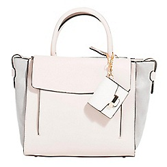 Parfois - Light cream minimal tote bag